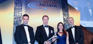 LONDON MINING WINS AWARD